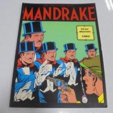 Cómics: TEBEO. MANDRAKE. TIRAS DIARIAS. 1962. TOMO 3.. Lote 141637246