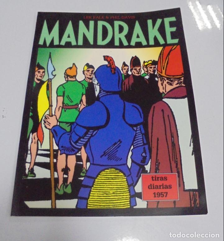 TEBEO. MANDRAKE. TIRAS DIARIAS. 1957. VOLUMEN 19º. (Tebeos y Comics - Magerit - Mandrake)