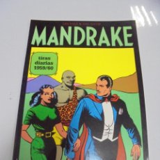 Cómics: TEBEO. MANDRAKE. TIRAS DIARIAS. 1959/60. VOLUMEN 14º.. Lote 141637606