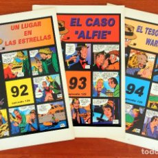 Cómics: RIP KIRBY: 3 EPISODIOS Nº92-93-94 ED.EUROCLUB MAGERIT. Lote 147264082