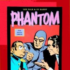 Cómics: PHANTOM - ELHOMBRE ENMASCARADO TOMO XLIII (Nº 43)-TIRAS DIARIAS 1985/86 - EDIT. POR MAGERIT. Lote 147395414