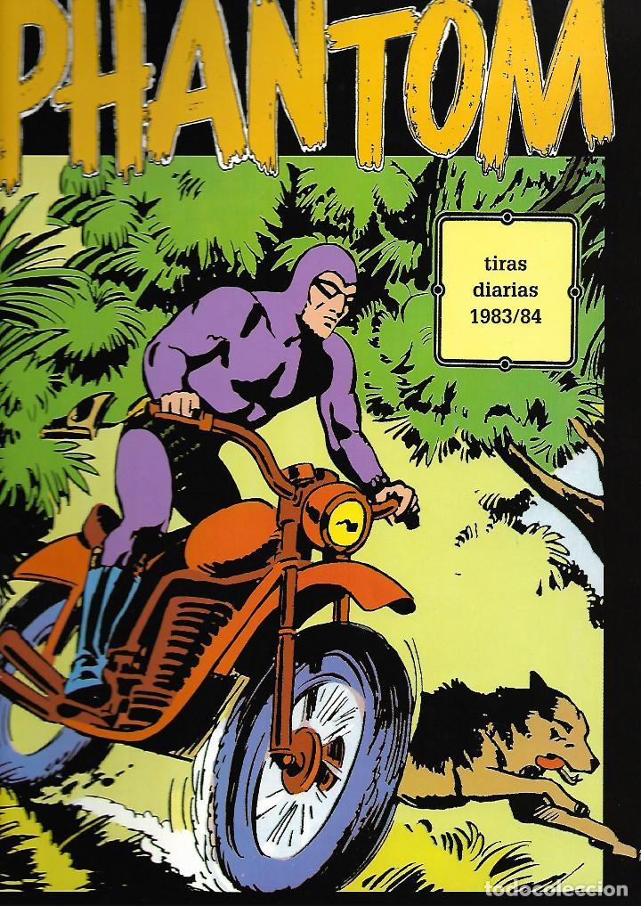 VISITA A BARONKHAN Y EL COLLAR DEL REY SALOMÓN - DOS EPISODIOS COMPLETOS!!! (Tebeos y Comics - Magerit - Phantom)