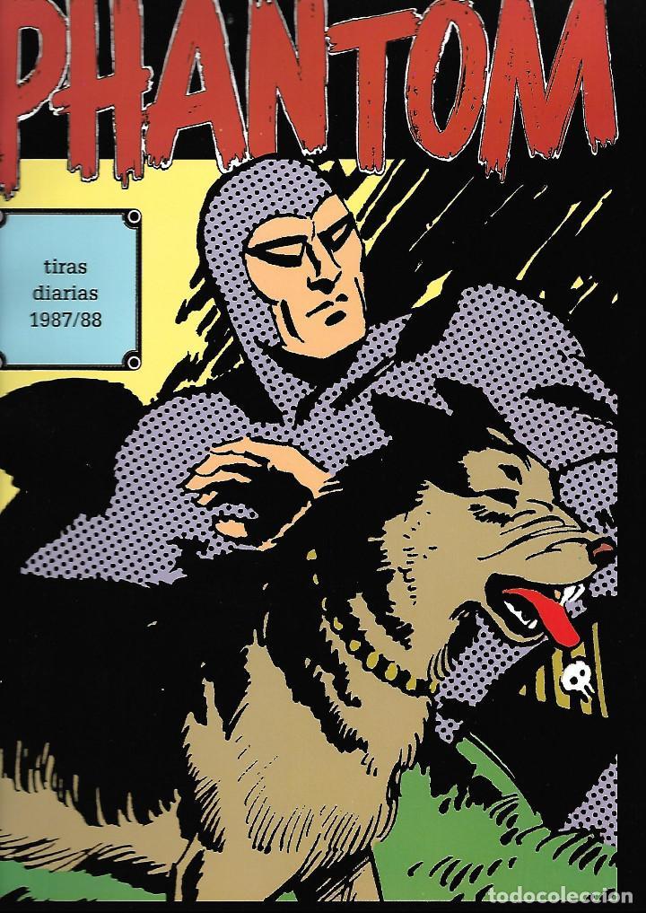 EL ENIGMA DEL PANTANO Y PESADEILLA EN ZABADABAH OJO 2 EPISODIOS COMPLETOS!! (Tebeos y Comics - Magerit - Phantom)