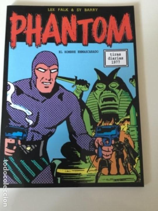 TIRAS DIARIAS 1977 (Tebeos y Comics - Magerit - Phantom)