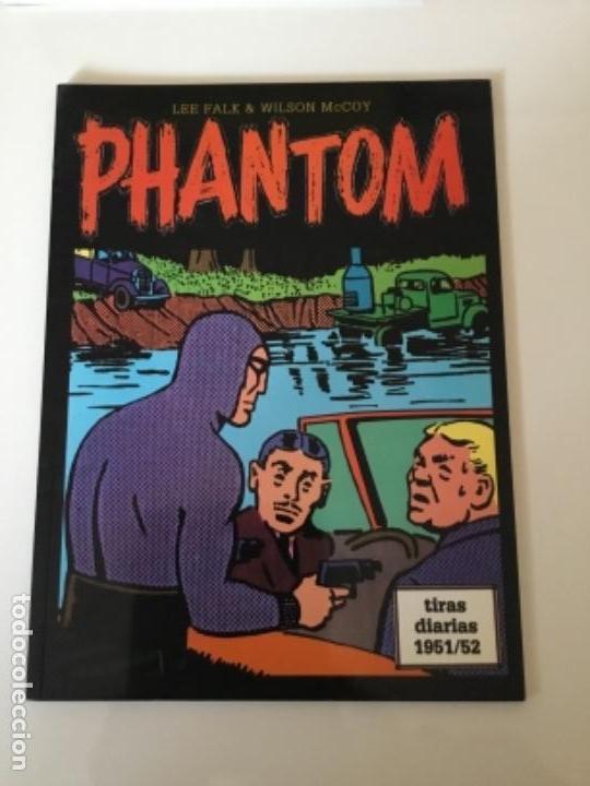 PHANTOM. TIRAS DIARIAS 1951/52 (Tebeos y Comics - Magerit - Phantom)