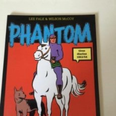Cómics: PHANTOM. TIRAS DIARIAS 1953/54. Lote 151702870