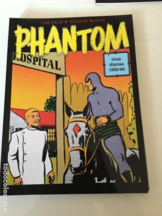 HOMBRE ENMASCARADO. TIRAS DIARIAS 1959/60. (Tebeos y Comics - Magerit - Phantom)