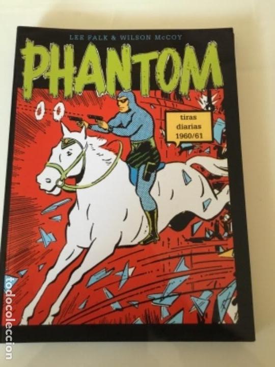 HOMBRE ENMASCARADO. TIRAS DIARIAS 1960/61. (Tebeos y Comics - Magerit - Phantom)