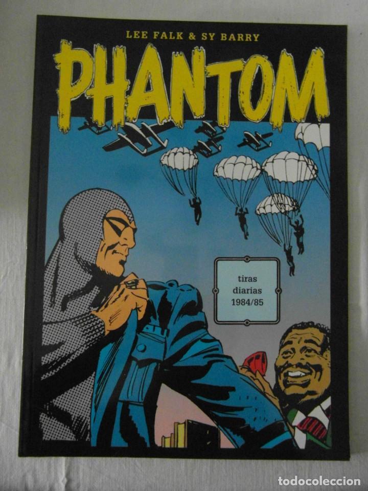 PHANTOM EL HOMBRE ENMASCARADO TIRAS DIARIAS 1984/85. PERFECTO ESTADO (Tebeos y Comics - Magerit - Phantom)