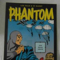 Cómics: PHANTOM EL HOMBRE ENMASCARADO TIRAS DIARIAS 1984/85. PERFECTO ESTADO. Lote 153344450