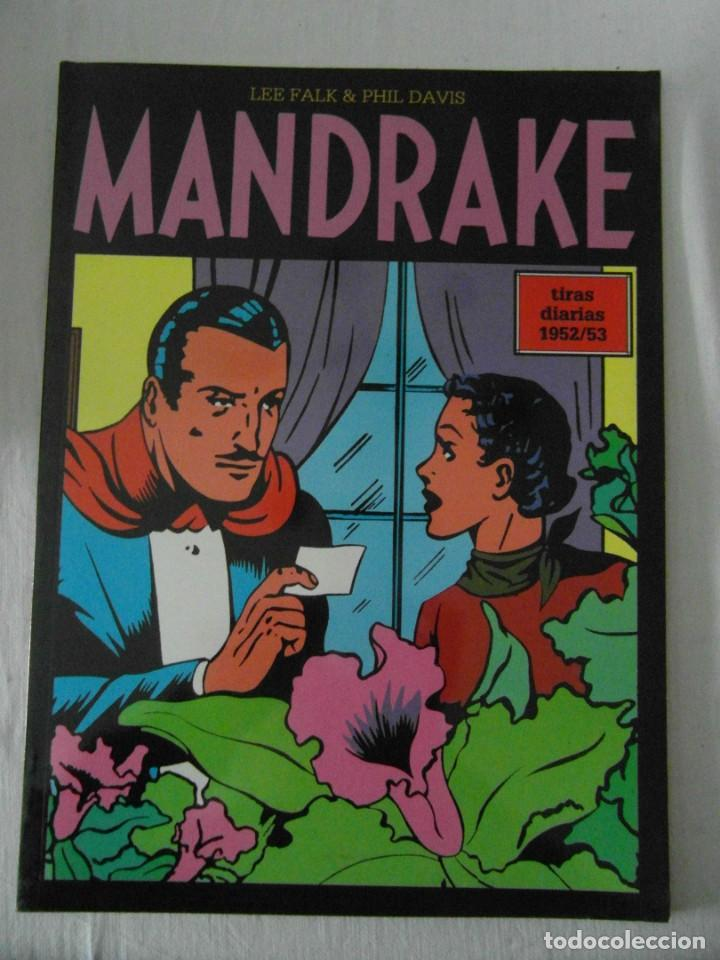 Cómics: PERFECTO ESTADO. MANDRAKE TIRAS DIARIAS 1952/53. TOMO 11. LEE FALK & PHIL DAVES - Foto 1 - 153346218