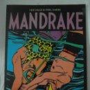 Cómics: MANDRAKE TIRAS DIARIAS 1954. TOMO 24. LEE FALK & PHIL DAVES. PERFECTO ESTADO. Lote 153346350