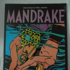 Cómics: PERFECTO ESTADO. MANDRAKE TIRAS DIARIAS 1954. TOMO 24. LEE FALK & PHIL DAVES. Lote 153346350