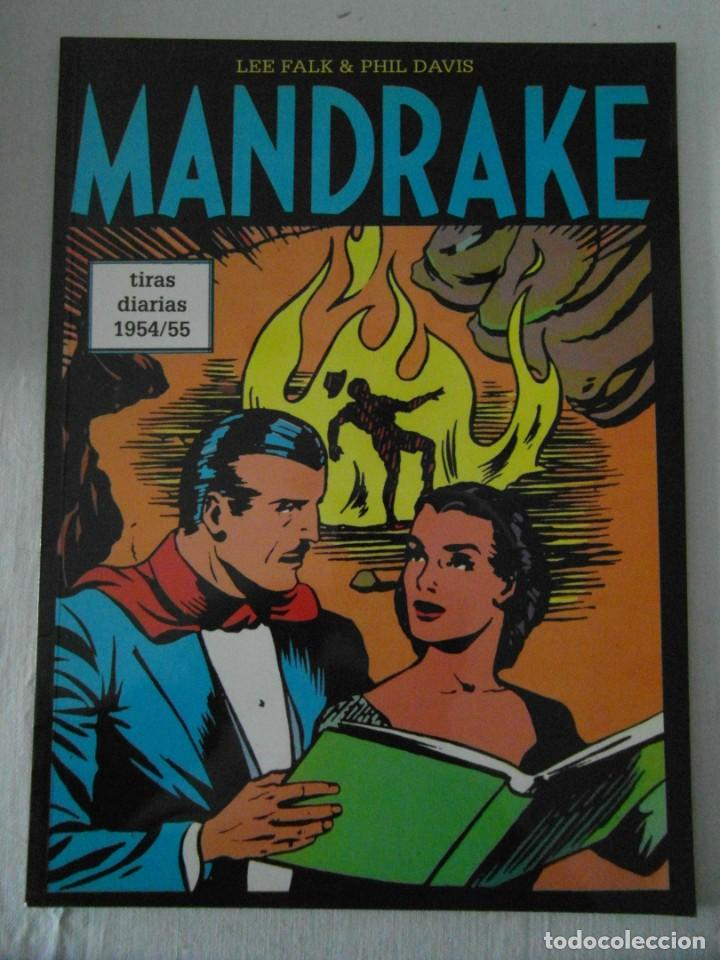 Cómics: PERFECTO ESTADO. MANDRAKE TIRAS DIARIAS 1954/55. TOMO 31. LEE FALK & PHIL DAVES - Foto 1 - 153346590