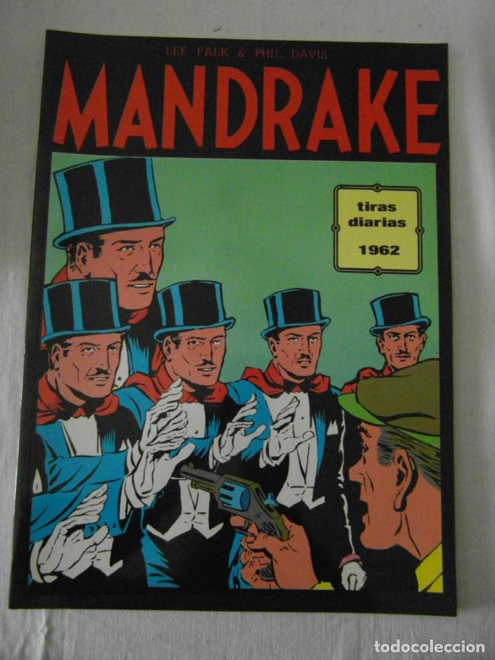 Cómics: PERFECTO ESTADO. MANDRAKE TIRAS DIARIAS 1962. TOMO 3. LEE FALK & PHIL DAVES - Foto 1 - 153347254