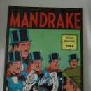 Cómics: MANDRAKE TIRAS DIARIAS 1962. TOMO 3. LEE FALK & PHIL DAVES. PERFECTO ESTADO. Lote 153347254