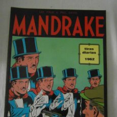 Cómics: PERFECTO ESTADO. MANDRAKE TIRAS DIARIAS 1962. TOMO 3. LEE FALK & PHIL DAVES. Lote 153347254
