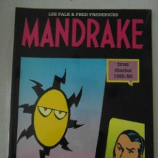 Cómics: PERFECTO ESTADO. MANDRAKE TIRAS DIARIAS 1985/86. TOMO 48. LEE FALK & PHIL DAVES. Lote 153347898