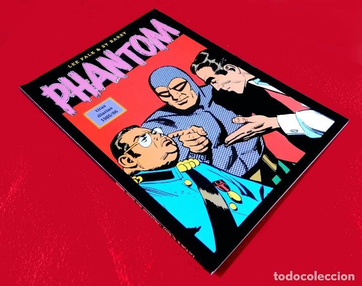Cómics: PHANTOM - EL HOMBRE ENMASCARADO TOMO XLIII (Nº 43)-TIRAS DIARIAS 1985/86 - EDIT. MAGERIT-CON REGALO - Foto 2 - 153399290