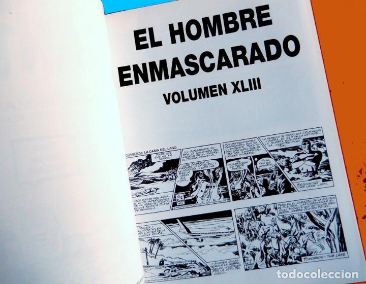 Cómics: PHANTOM - EL HOMBRE ENMASCARADO TOMO XLIII (Nº 43)-TIRAS DIARIAS 1985/86 - EDIT. MAGERIT-CON REGALO - Foto 4 - 153399290