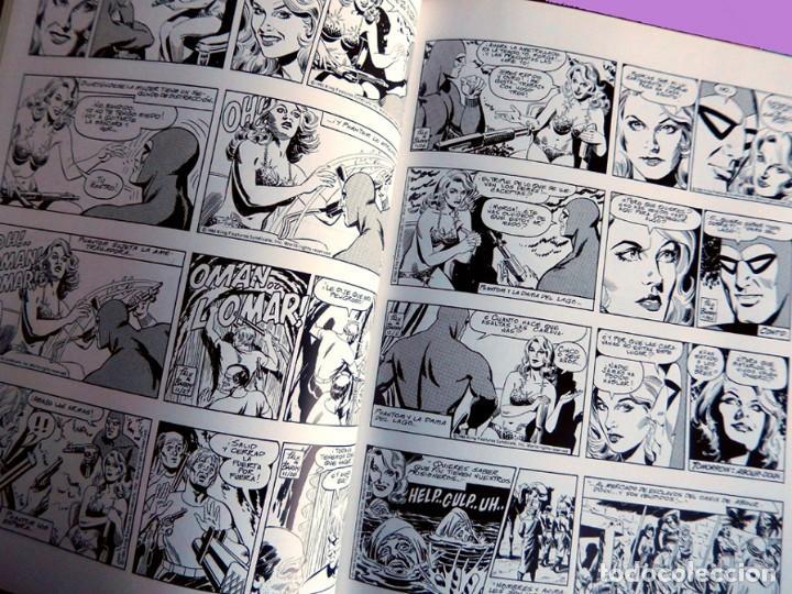 Cómics: PHANTOM - EL HOMBRE ENMASCARADO TOMO XLIII (Nº 43)-TIRAS DIARIAS 1985/86 - EDIT. MAGERIT-CON REGALO - Foto 5 - 153399290