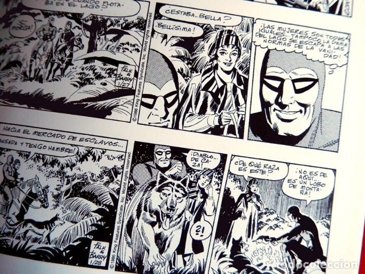 Cómics: PHANTOM - EL HOMBRE ENMASCARADO TOMO XLIII (Nº 43)-TIRAS DIARIAS 1985/86 - EDIT. MAGERIT-CON REGALO - Foto 6 - 153399290
