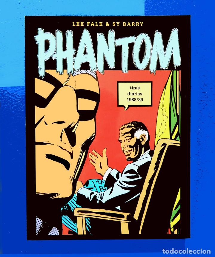 PHANTOM - EL HOMBRE ENMASCARADO TOMO XXXV (Nº 35)-TIRAS DIARIAS 1988 / 89 - EDIT. MAGERIT - NUEVO (Tebeos y Comics - Magerit - Phantom)