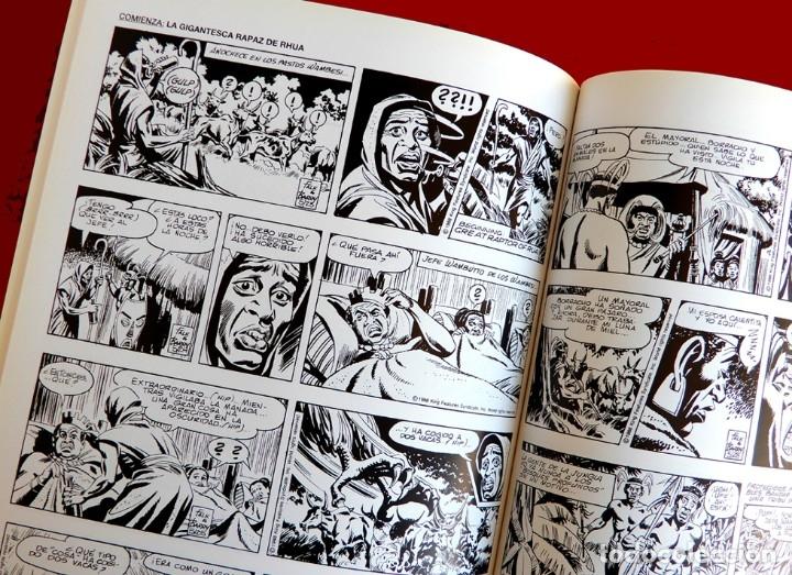 Cómics: PHANTOM - EL HOMBRE ENMASCARADO TOMO XXXV (Nº 35)-TIRAS DIARIAS 1988 / 89 - EDIT. MAGERIT - NUEVO - Foto 5 - 153400934
