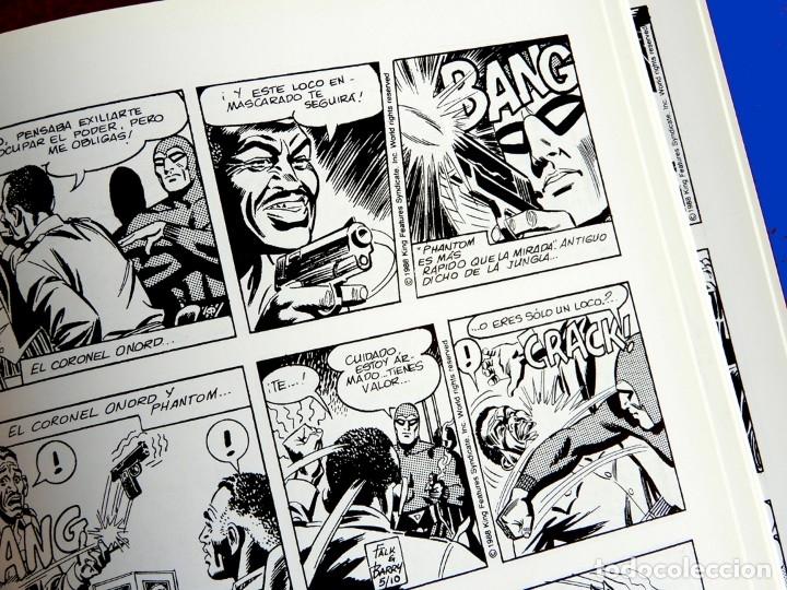 Cómics: PHANTOM - EL HOMBRE ENMASCARADO TOMO XXXV (Nº 35)-TIRAS DIARIAS 1988 / 89 - EDIT. MAGERIT - NUEVO - Foto 6 - 153400934