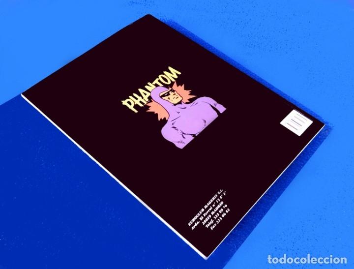 Cómics: PHANTOM - EL HOMBRE ENMASCARADO TOMO XXXV (Nº 35)-TIRAS DIARIAS 1988 / 89 - EDIT. MAGERIT - NUEVO - Foto 8 - 153400934