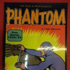Cómics: PHANTOM (HOMBRE ENMASCARADO). VOLUMEN III. TIRAS DIARIAS 1954-55. MAGERIT 1995. Lote 154244938
