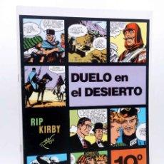 Cómics: RIP KIRBY EPISODIO 19. DUELO EN EL DESIERTO (ALEX RAYMOND) MAGERIT, 1997. Lote 155134121