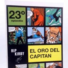 Cómics: RIP KIRBY EPISODIO 23. EL ORO DEL CAPITÁN (ALEX RAYMOND) MAGERIT, 1997. Lote 155134133