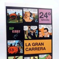 Cómics: RIP KIRBY EPISODIO 24. LA GRAN CARRERA (ALEX RAYMOND) MAGERIT, 1997. Lote 155134137