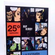 Cómics: RIP KIRBY EPISODIO 25. LA EXTRAÑA MUERTE DE SHERWOOD (ALEX RAYMOND) MAGERIT, 1997. Lote 155134141
