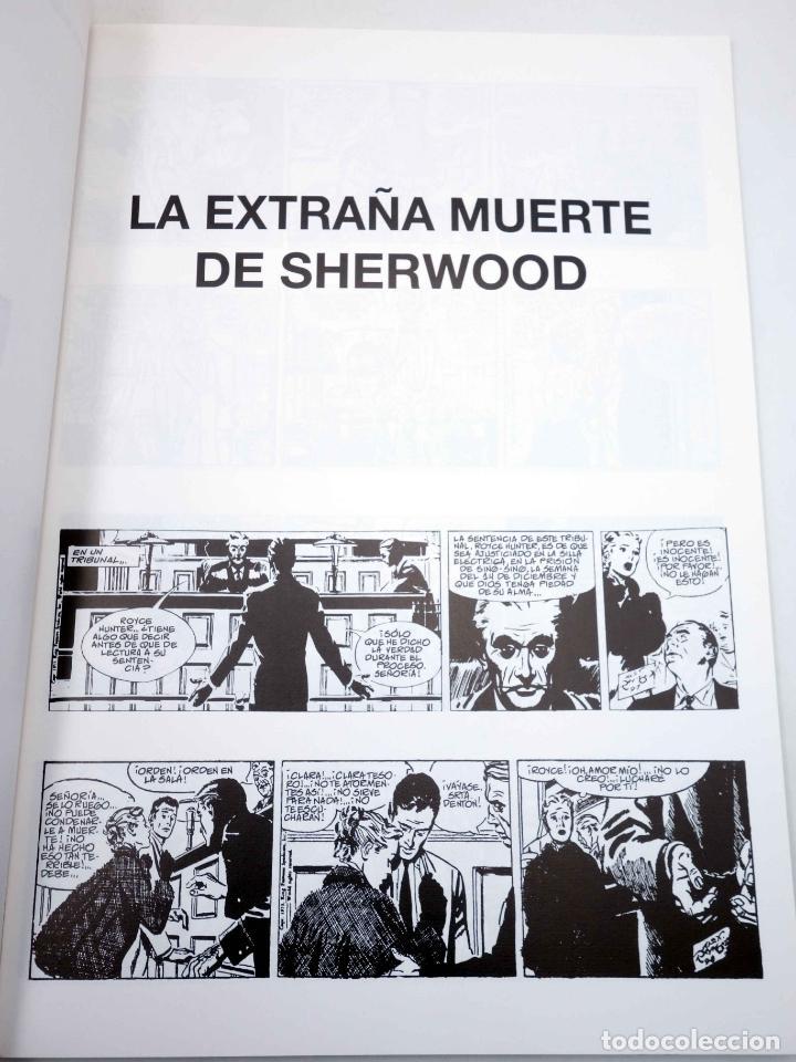Cómics: RIP KIRBY EPISODIO 25. LA EXTRAÑA MUERTE DE SHERWOOD (Alex Raymond) Magerit, 1997 - Foto 3 - 155134141