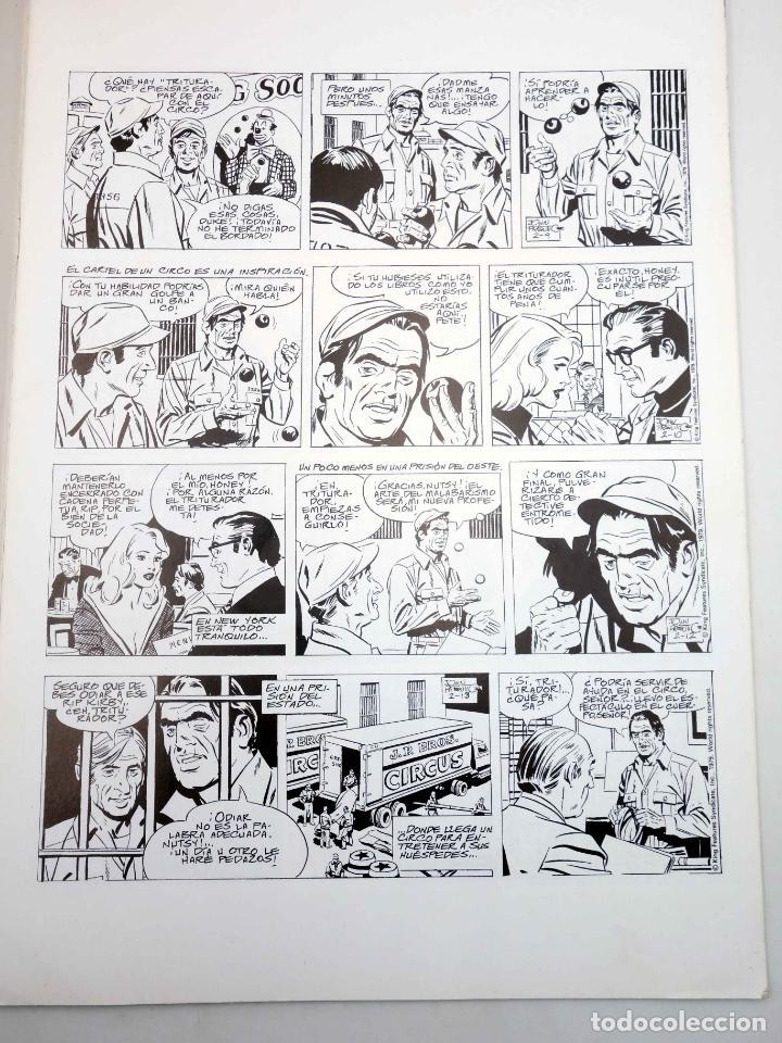 Cómics: RIP KIRBY 82 EPISODIO 118. EL SUPER LADRÓN (Alex Raymond / Dickenson / Prentice) Magerit, 1997 - Foto 3 - 155134157