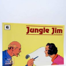Comics - JUNGLE JIM 6. PÁGINAS DOMINICALES 1936/37 (Alex Raymond) Magerit, 1998 - 158274402