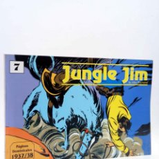 Comics - JUNGLE JIM 7. PÁGINAS DOMINICALES 1937/38 (Alex Raymond) Magerit, 1998 - 158274406