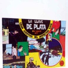 Cómics: EL INSPECTOR WADE 3. LA LLAVE DE PLATA (EDGAR WALLACE / LYMAN ANDERSON) MAGERIT, 1998. Lote 158274410