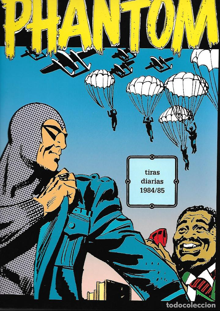 LUAGA CONTRA GORANDA Y EL IMPERIO DE LA DROGA... OJO 2 EPISODIOS COMPLETOS!! (Tebeos y Comics - Magerit - Phantom)