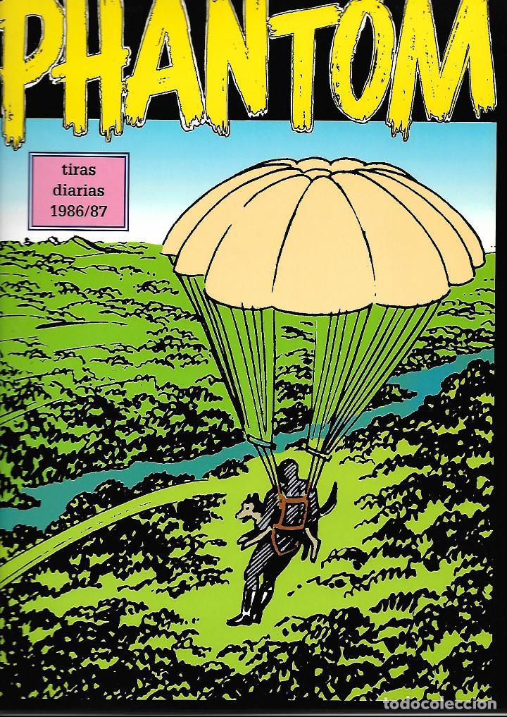 TERRORISTAS DE TARASHIMA (Tebeos y Comics - Magerit - Phantom)