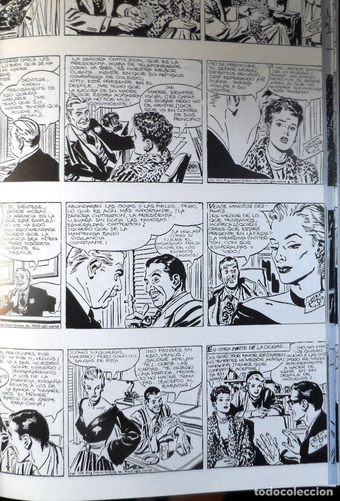 Cómics: Rip Kirby. Editorial Magerit. Números 1 a 114 (150 episodios). Números 1 - 70 encuadernados. - Foto 2 - 172937253