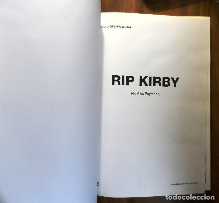 Cómics: Rip Kirby. Editorial Magerit. Números 1 a 114 (150 episodios). Números 1 - 70 encuadernados. - Foto 5 - 172937253