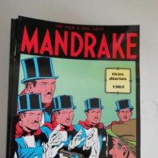 Cómics: MANDRAKE TIRAS DIARIAS 1962 MAGERIT. Lote 173048487