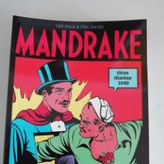 Cómics: MANDRAKE TIRAS DIARIAS 1949 MAGERIT. Lote 173048895