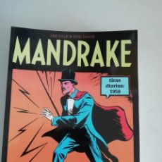 Cómics: MANDRAKE TIRAS DIARIAS 1959 MAGERIT. Lote 173048952