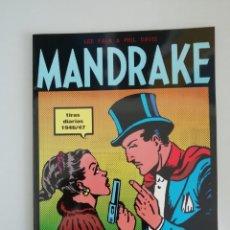 Cómics: MANDRAKE TIRAS DIARIAS 1946-47 MAGERIT. Lote 173049907