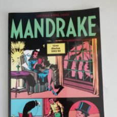 Cómics: MANDRAKE TIRAS DIARIAS 1943-44 MAGERIT. Lote 173050127