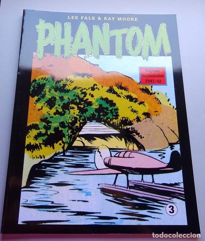 PHANTOM EL HOMBRE ENMASCARADO DOMINICAL Nº 3 (Tebeos y Comics - Magerit - Phantom)